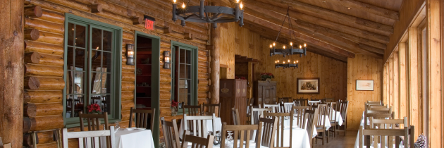 Ranch House Restaurant, Devil's Thumb Ranch