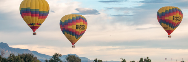 Add This To Your Bucket List: A Hot Air Balloon Ride