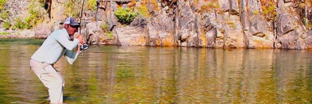 Fall Fishing is Great Fishing in Colorado