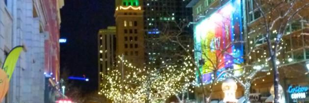 A Denver Holiday Getaway