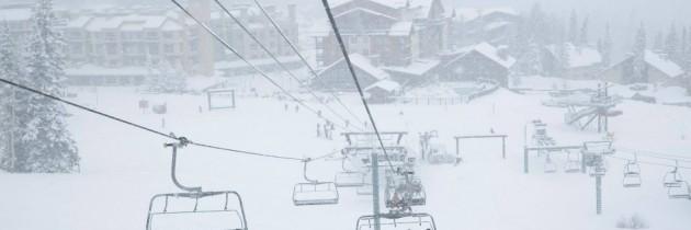 Snow Piles Up at Colorado CSUSA Resorts
