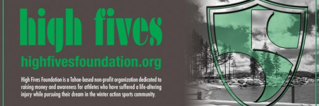 HIGH FIVES FOUNDATION- Grants A $7,985 Handup to Injured Athletes