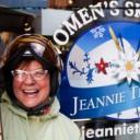 Jeannie Thoren, Champion of Women Skiers