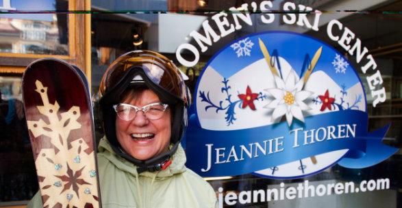 Jeannie Thoren