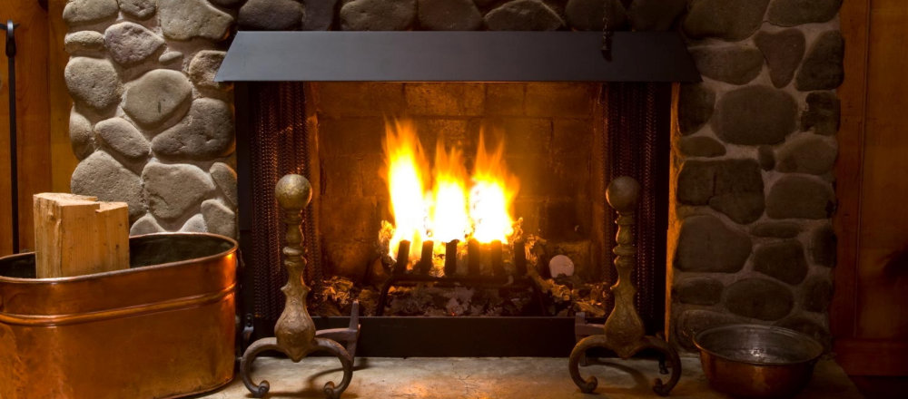REAL ESTATE – Fireplace