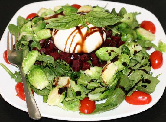 Warming Hut Salad