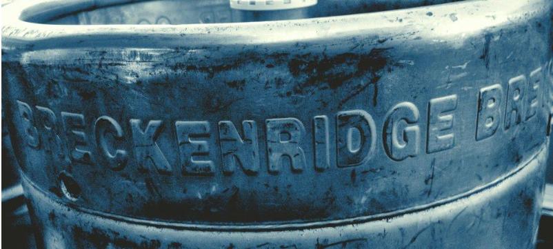 Breck Brew Keg