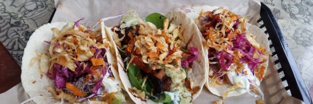 Taco Del Gnar – Gnar'licious!