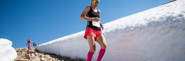 Leadville Trail Marathon and Heavy Half Marathon Clearing The Way to Win