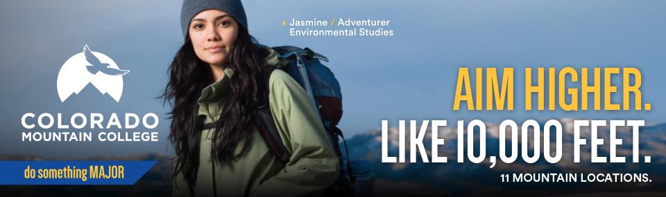 Colorado Mountain College – Aim Higher