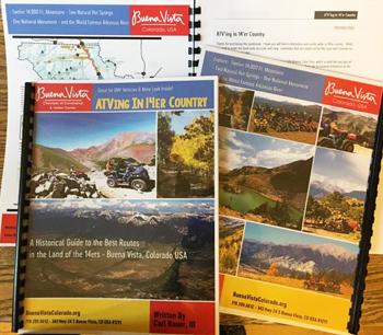 ATV Historic Color Tour, Buena Vista - Mountain Town Magazine