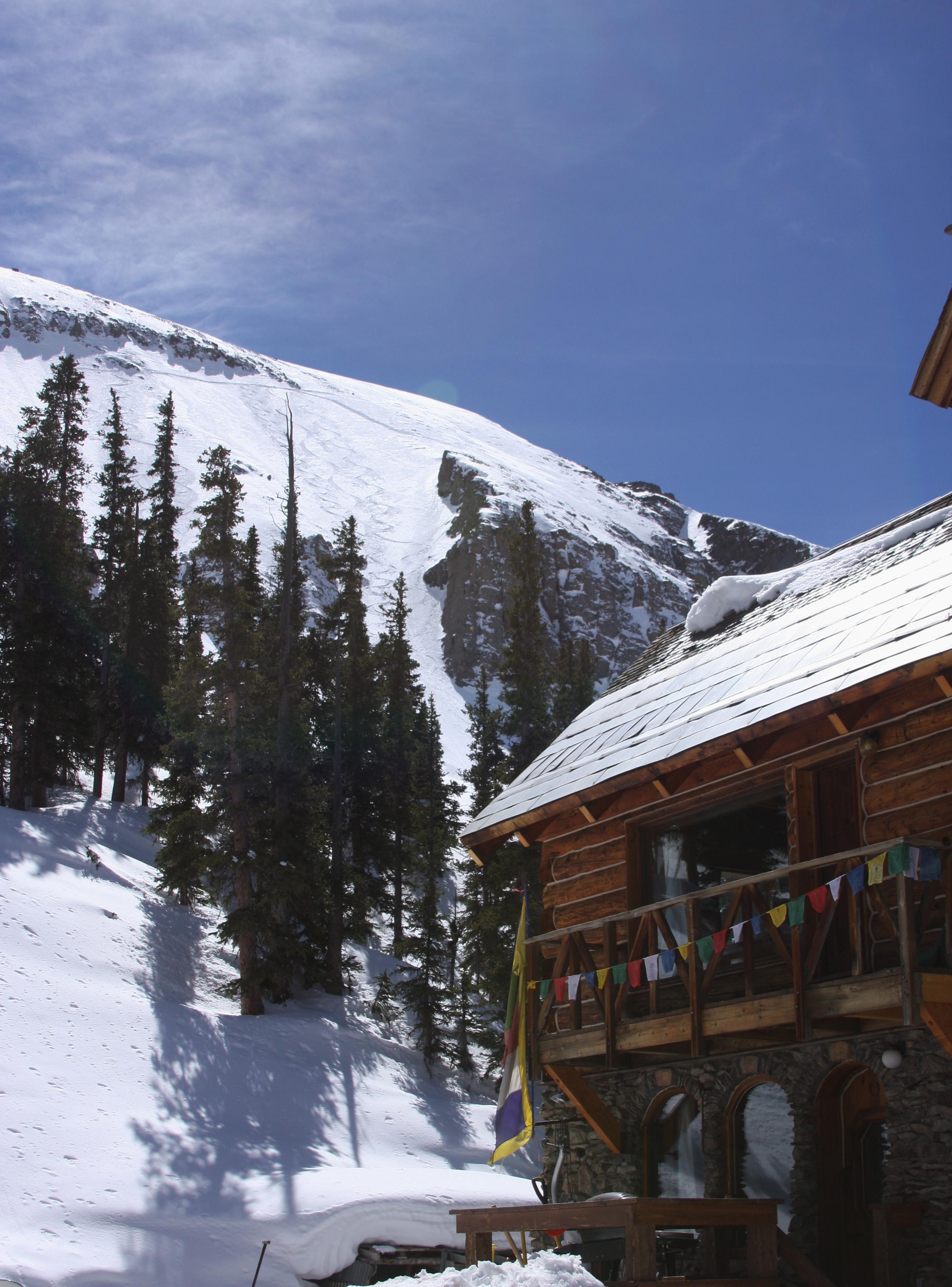 Alta Lakes House and Mountains