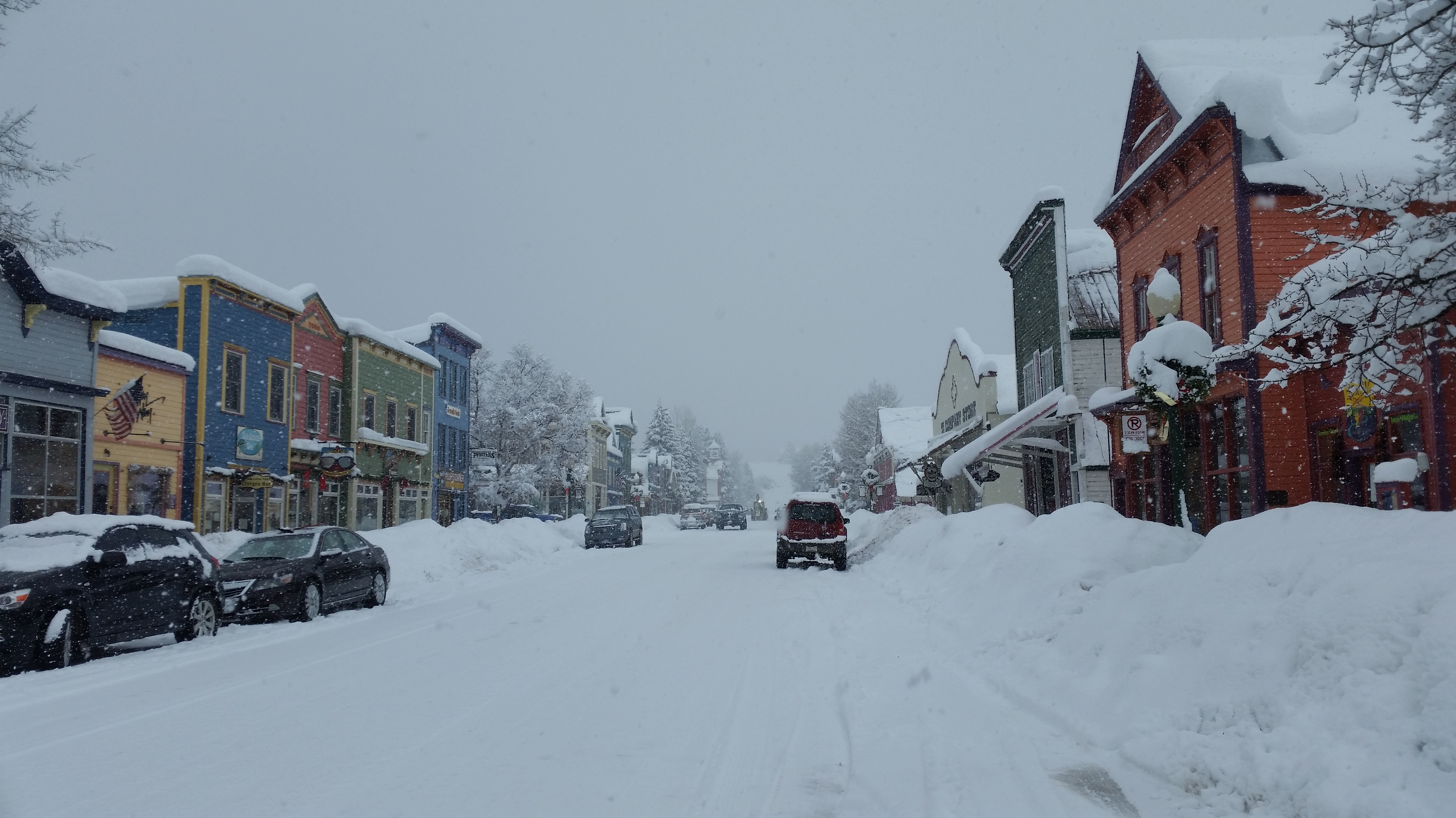 Crested Butte Street 2