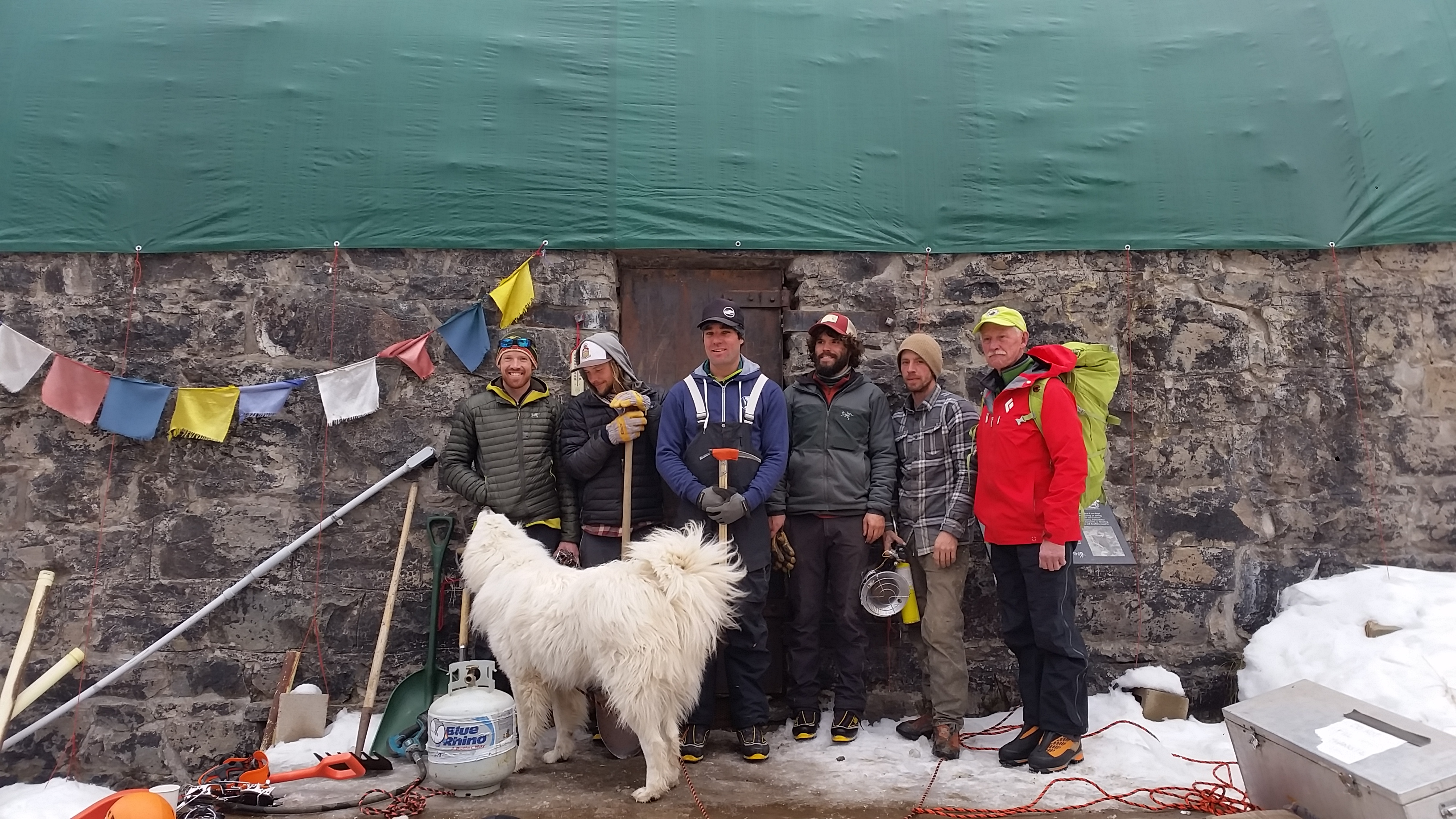 TRAIL – Ouray Ice Farmers