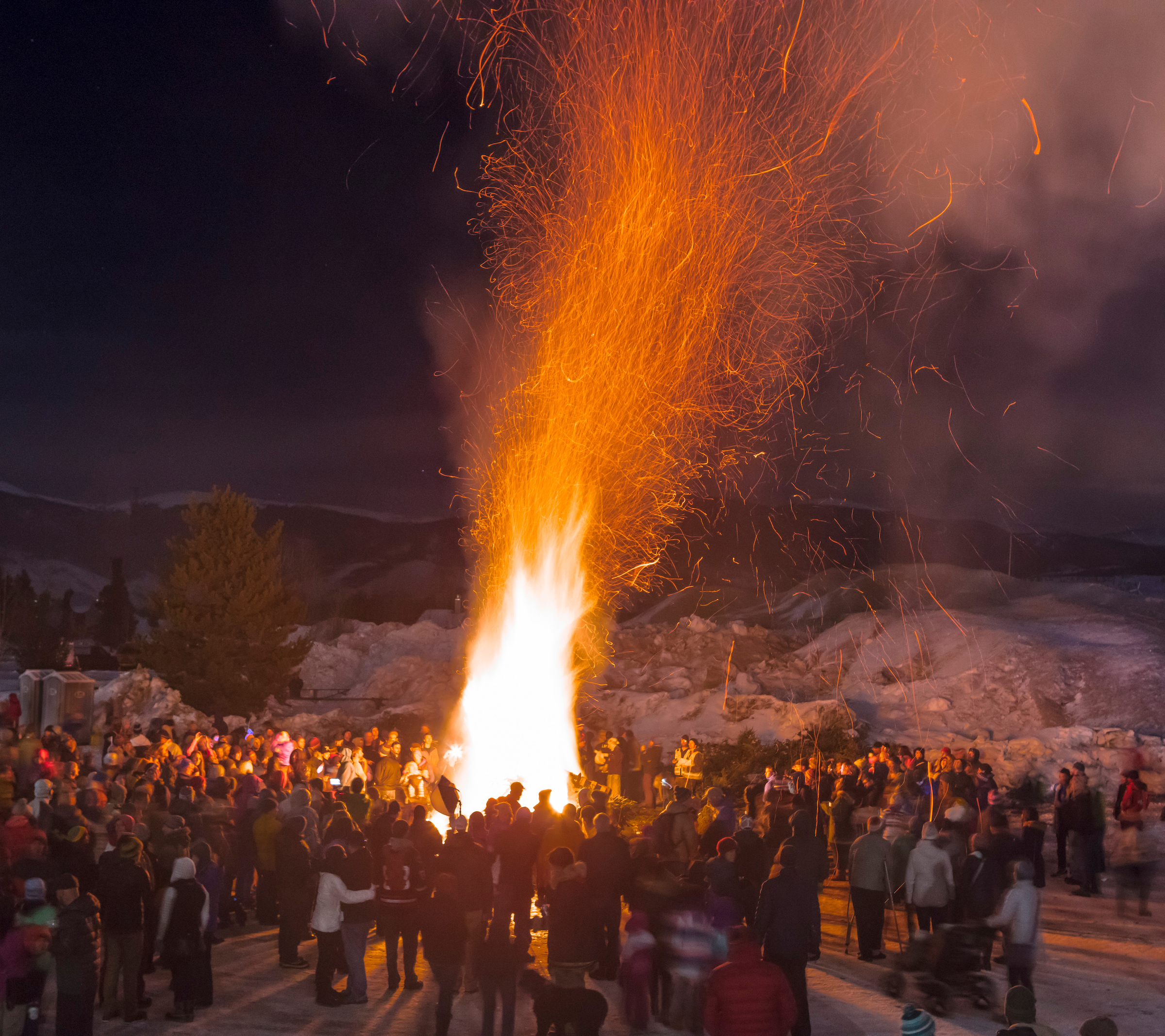 Frisco Spontaneous Combustion Celebration, Frisco, Colorado