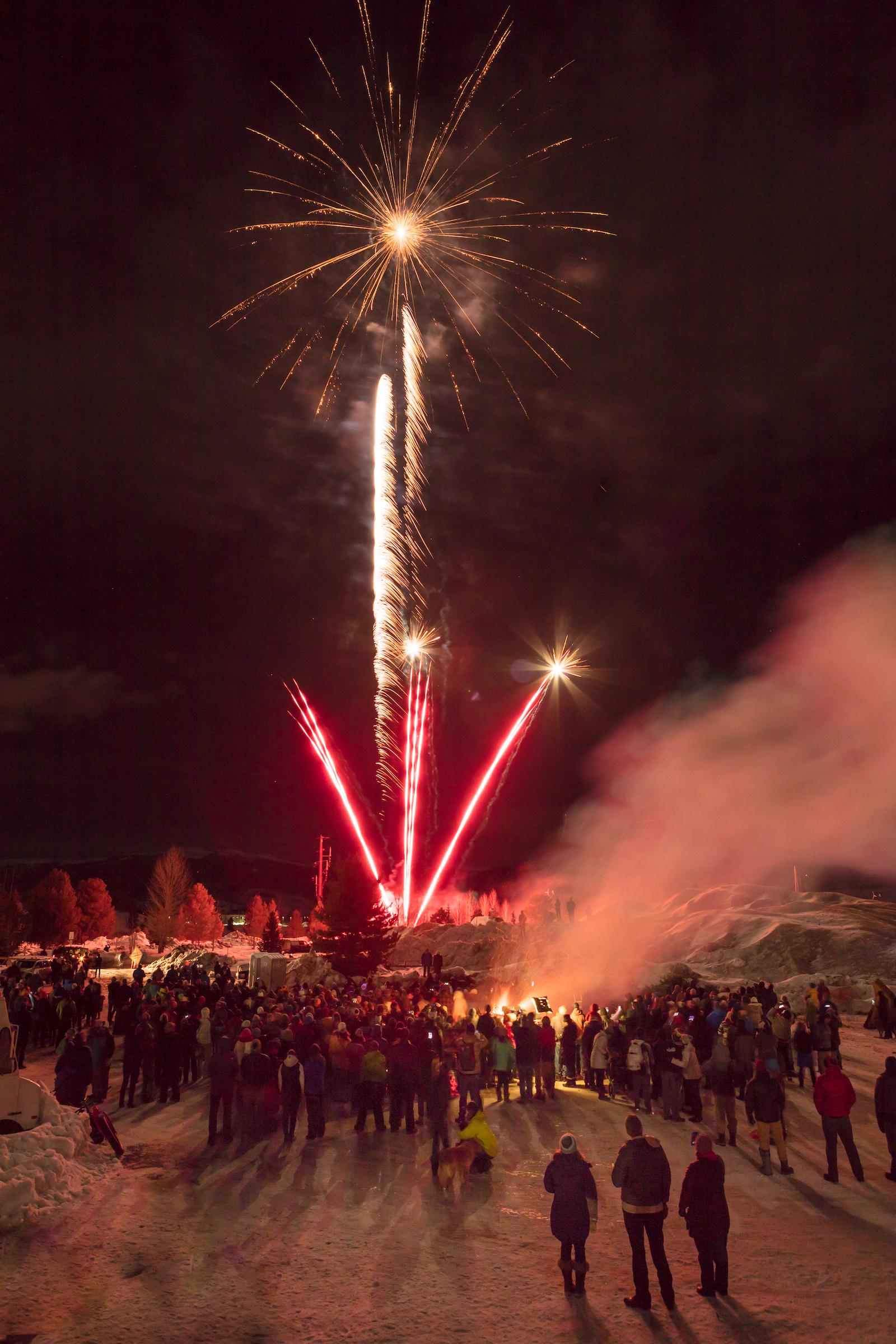 Frisco Spontaneous Combustion Celebration, Frisco, Colorado