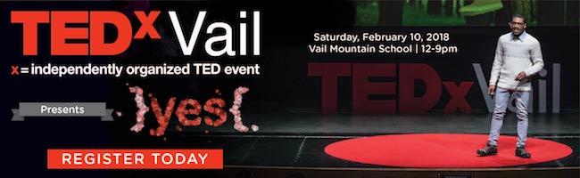 TedxVAil 2018