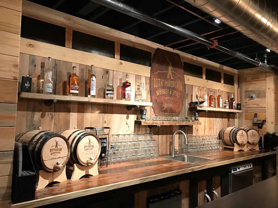 10th Mountain Whiskey & Spirit Co Distillery - Mountain Town