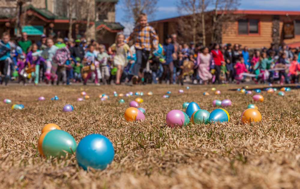 Frisco Easter Egg Hunt on Main Street ï Frisco, Colorado
