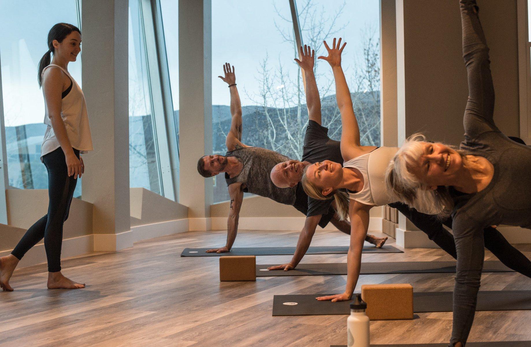 Ellen Miller – Yoga
