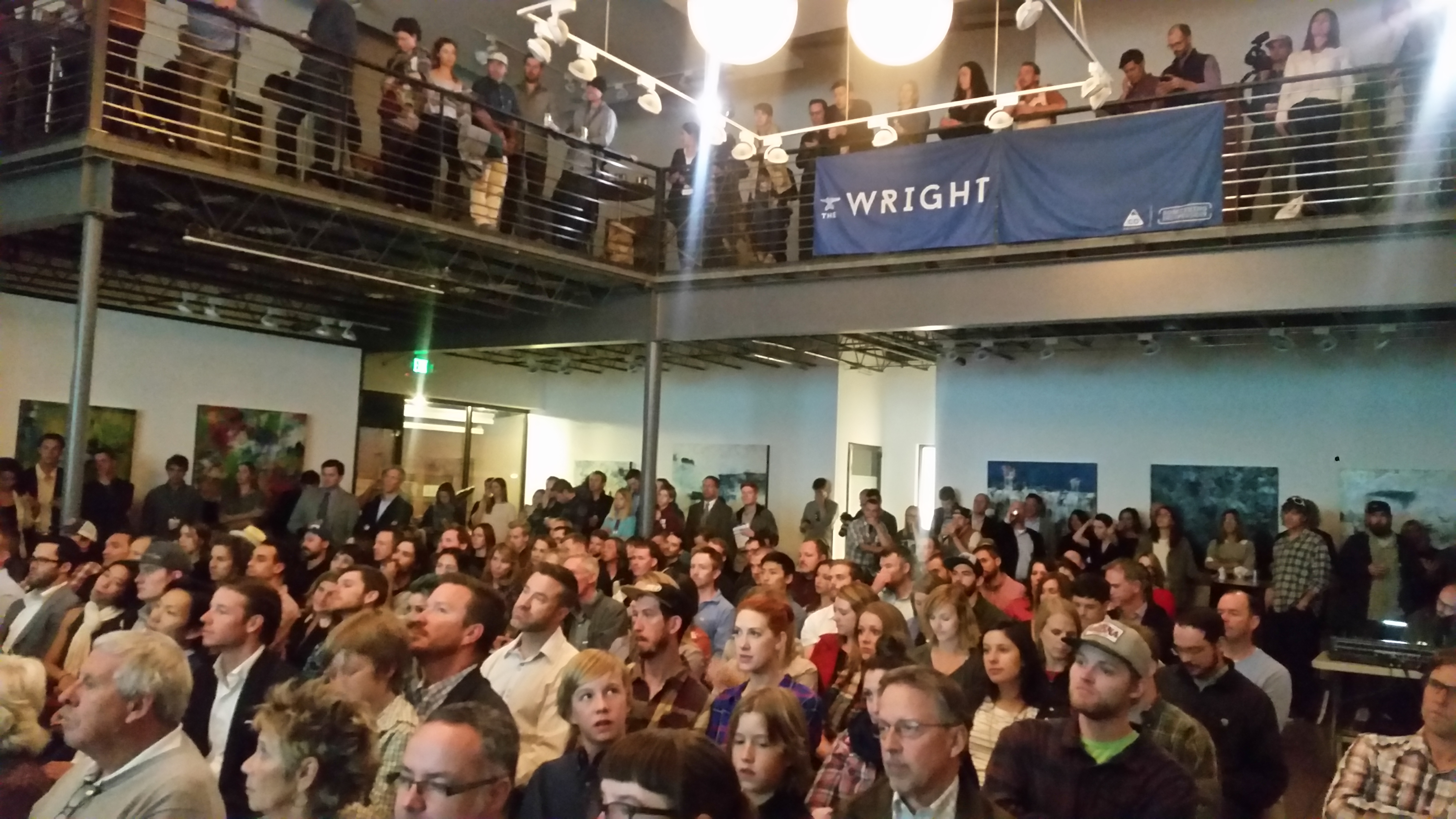 The Wright Audience