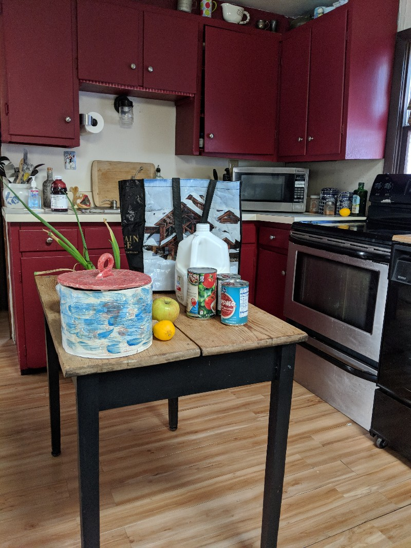 Easy Exercises in the Kitchen