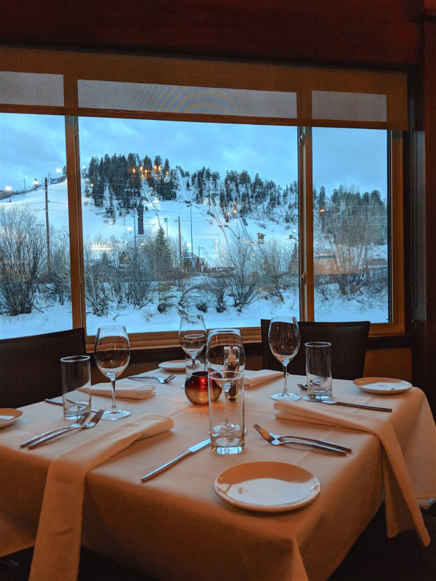 Premier Steamboat Restaurants