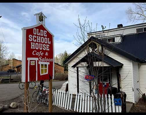 EAT – The Olde School