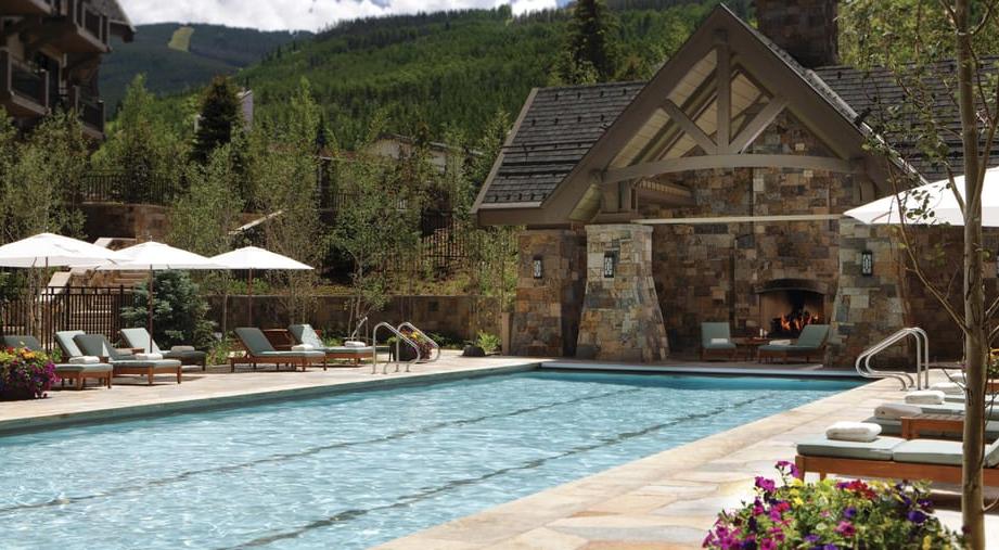 Four Seasons Pool Vail