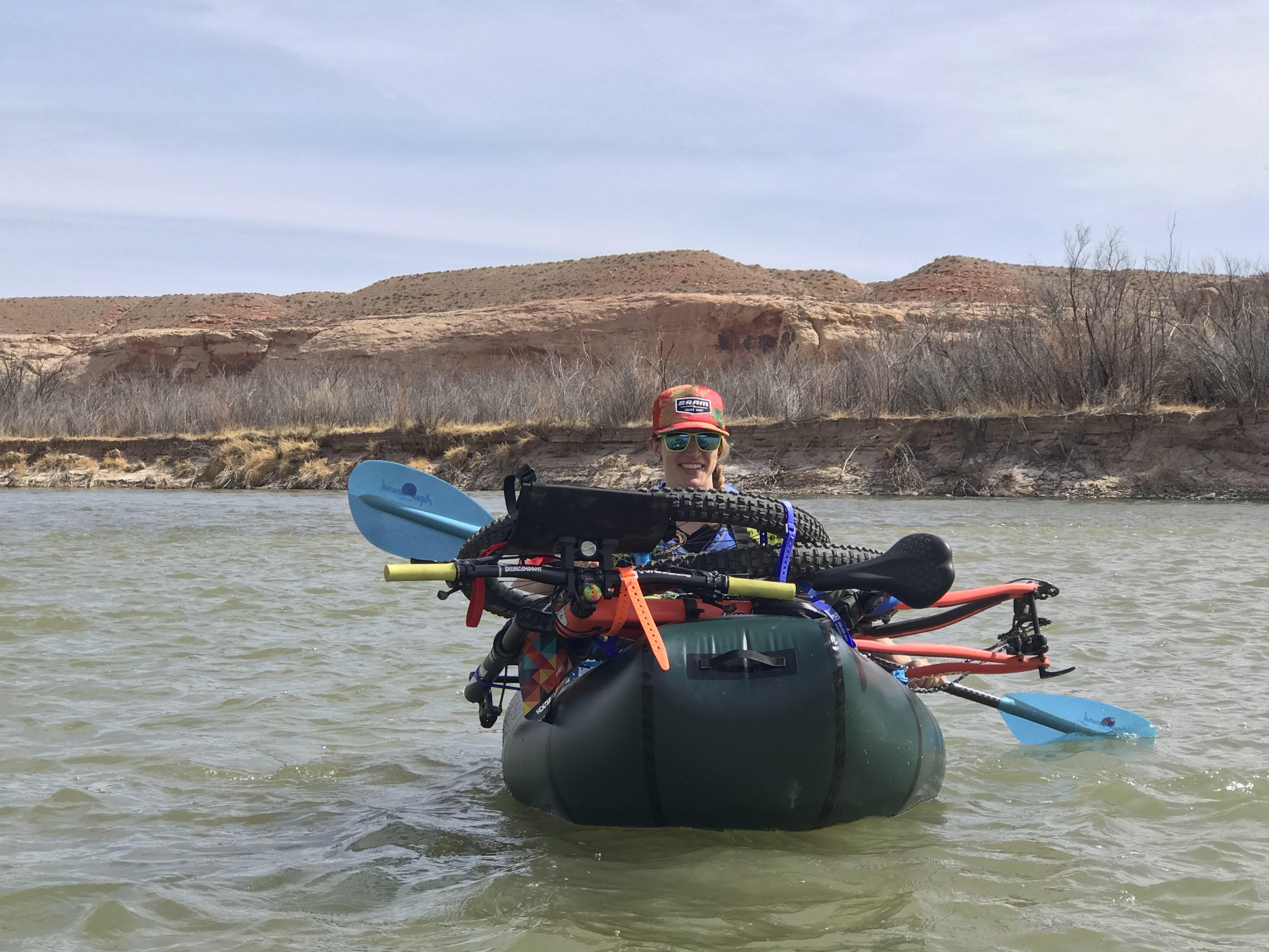 GEAR – Alpacka Rafts on River
