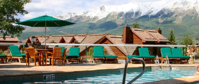 Top swimming pools for resort guests in western colorado mountain town magazine for Red lodge swimming pool timetable