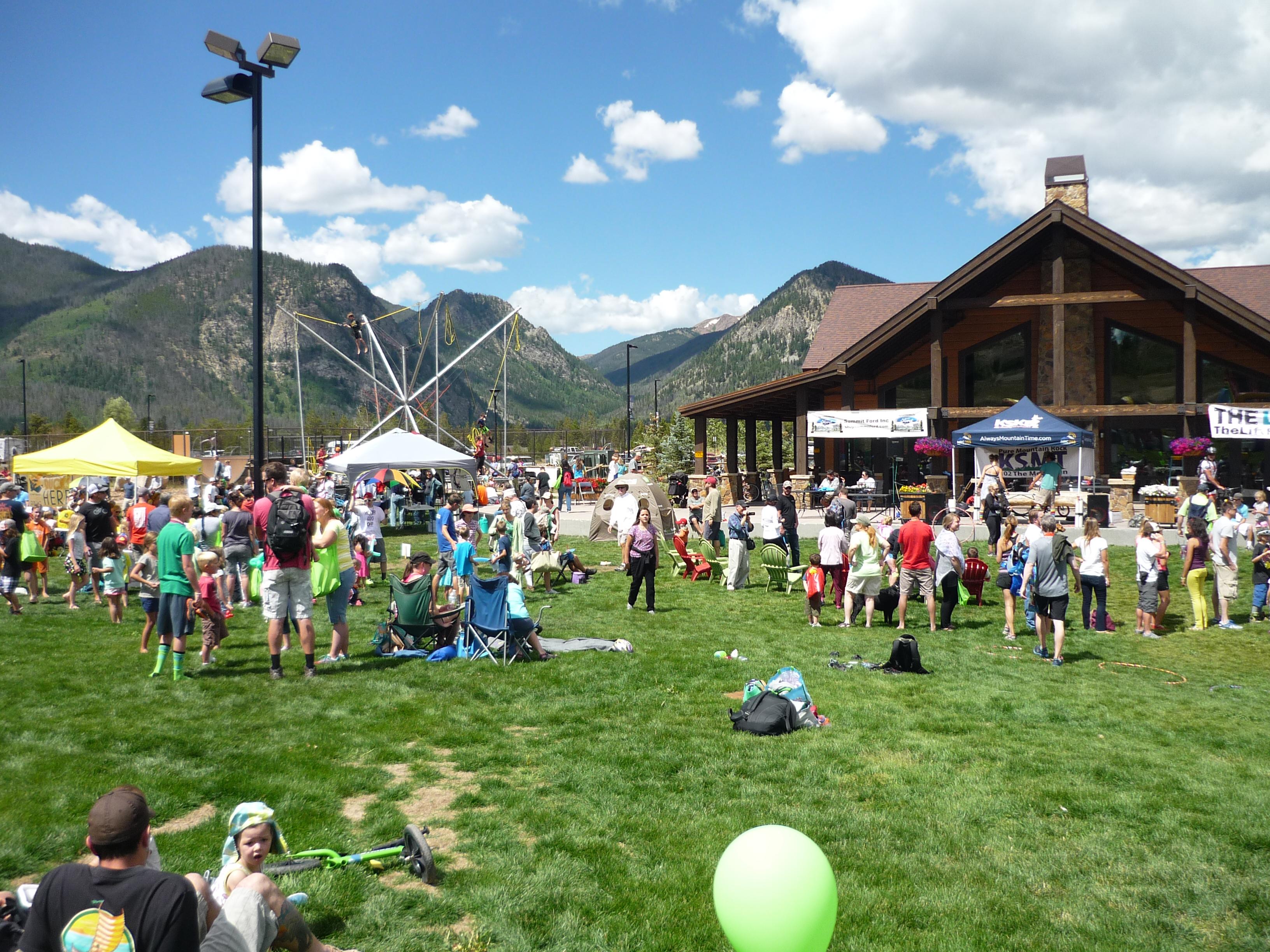 Credit Always Mountain Time Staff Frisco Free Family Fun Fair (2)