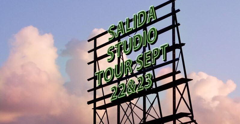 Salida Studio Tour Sign – Edited