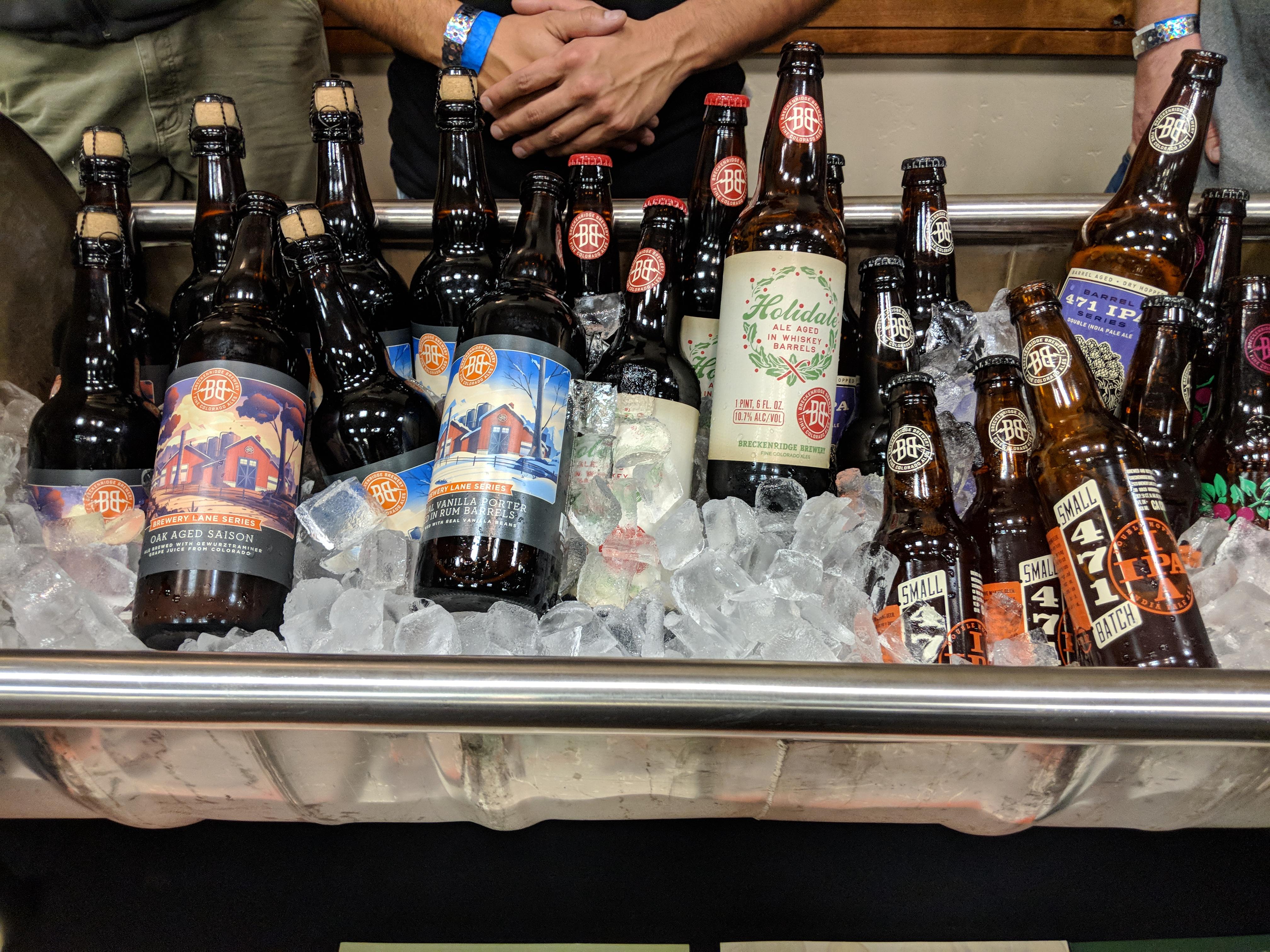 Big Beers and Barleywines Beer
