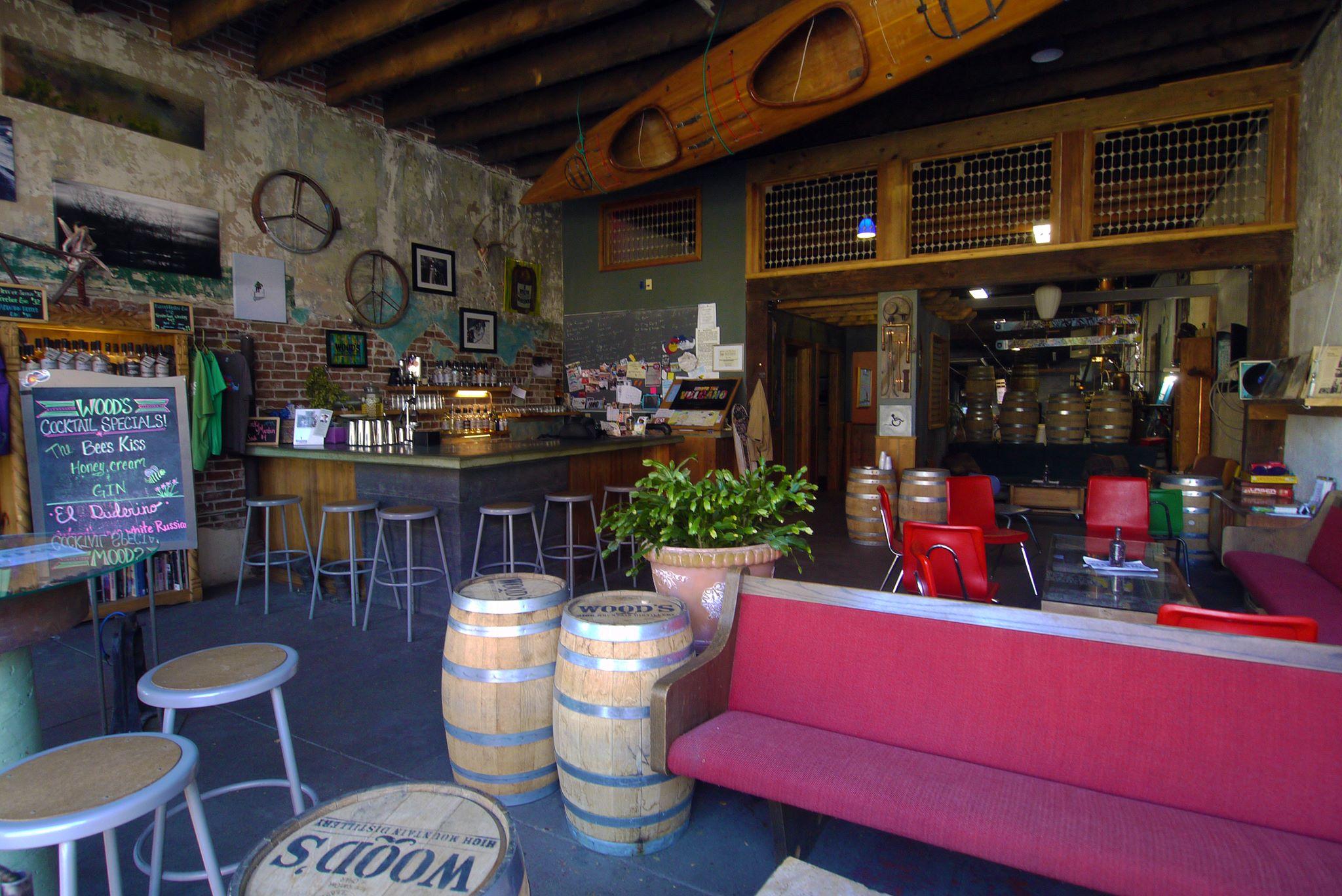 COCKTAILS – Woods Distillery