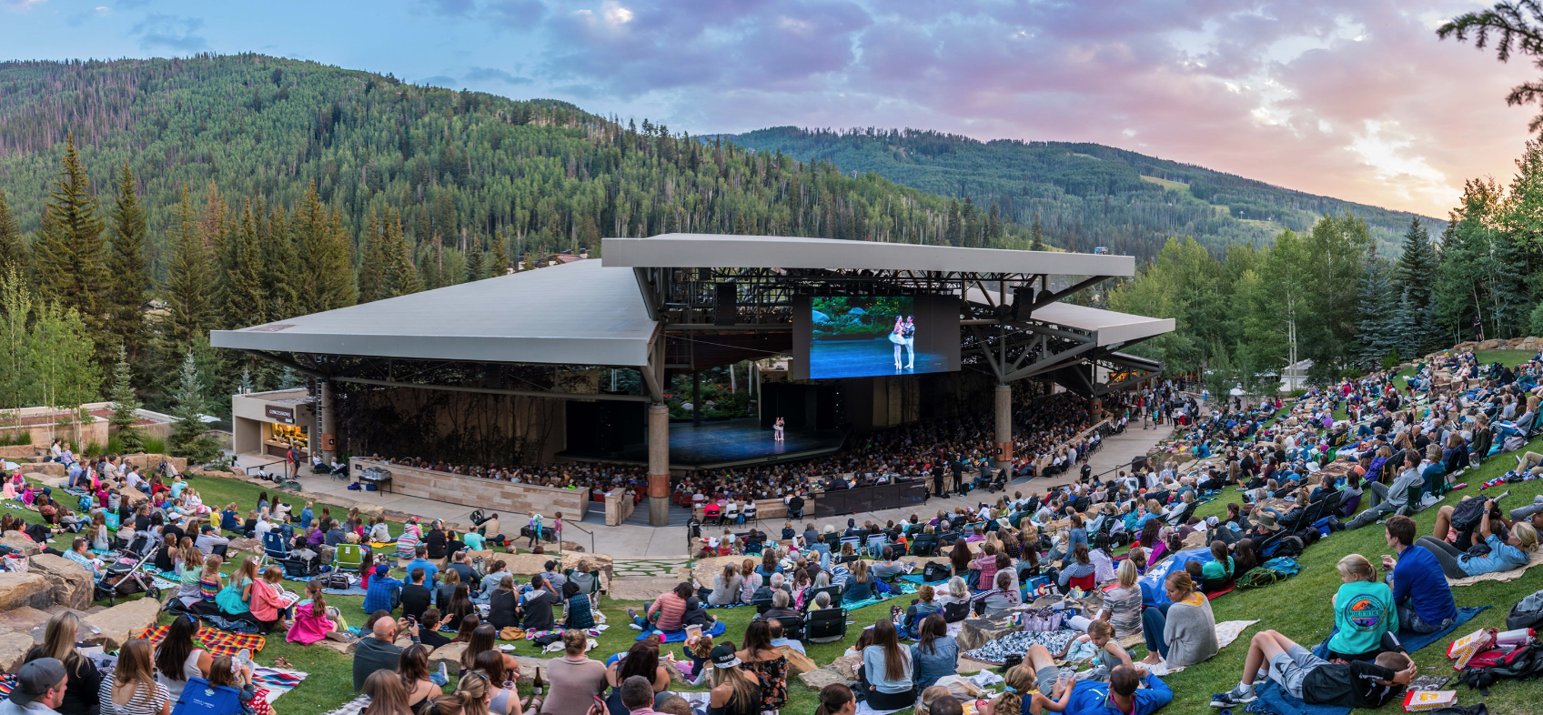 Gerald R Ford Amphitheater – THE AMP