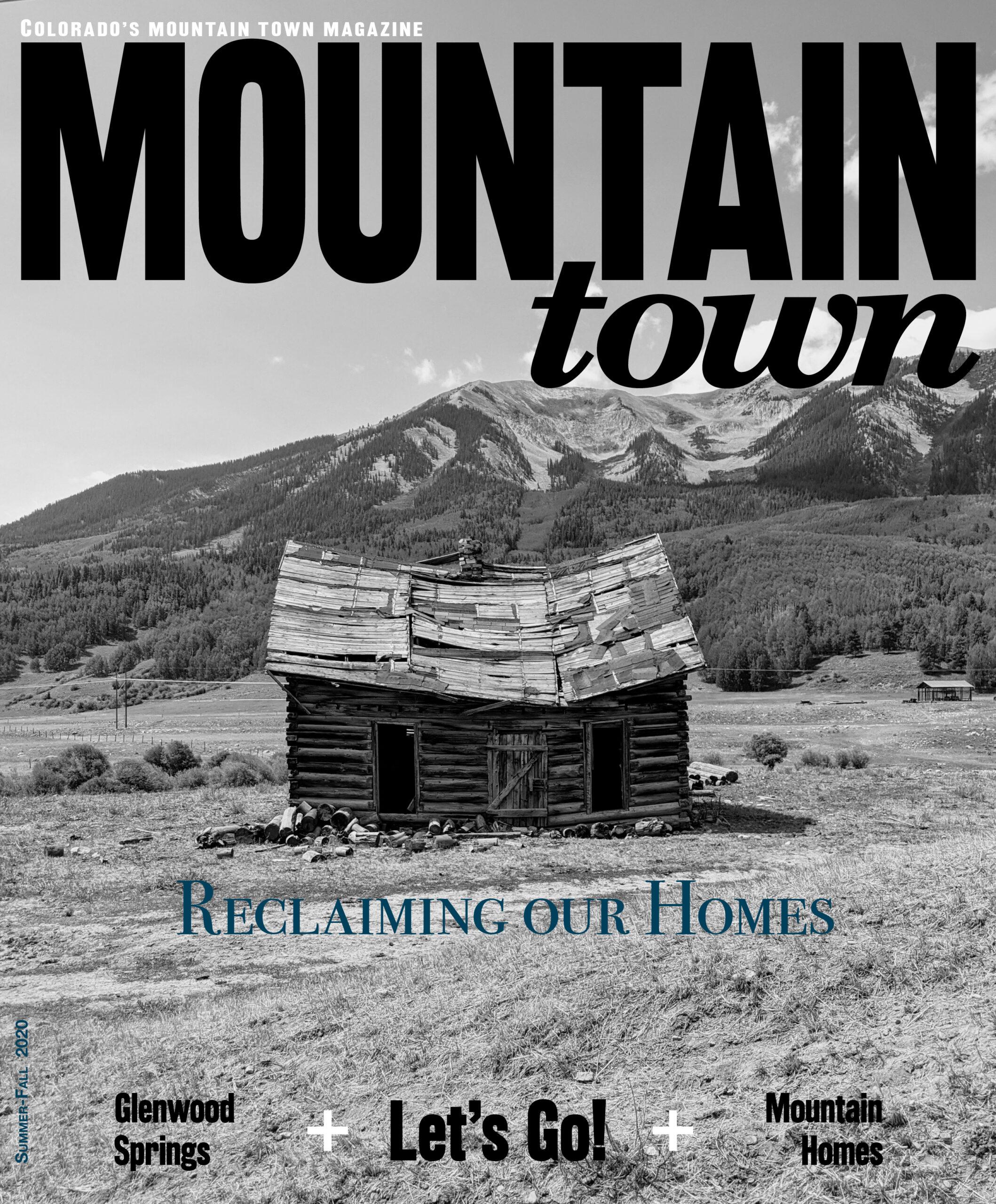 Mountain Town Magazine Fall 2020 – Cover