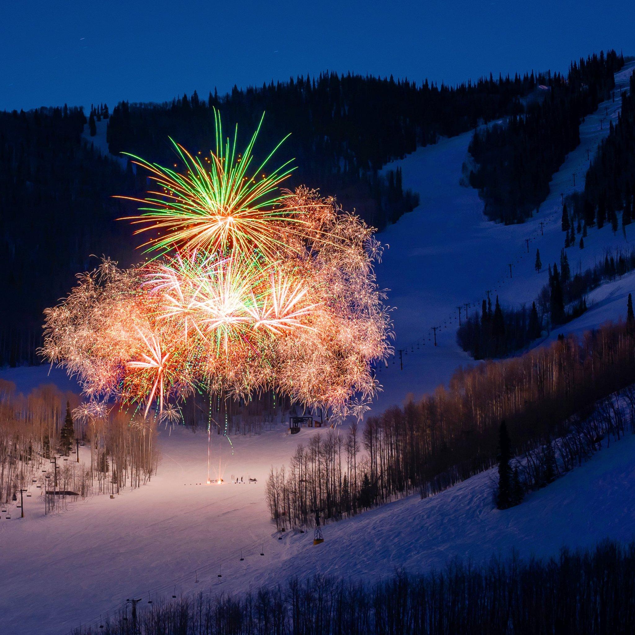 Sunlight Fireworks